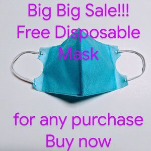 Other - Big Sale! Free Mask On Any Purchase. Buy Now!